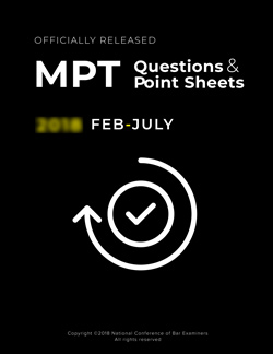 Free Multistate Bar Exam Practice Tests: MBE Practice Questions 2019